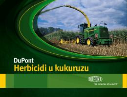 Herbicidi u kukuruzu