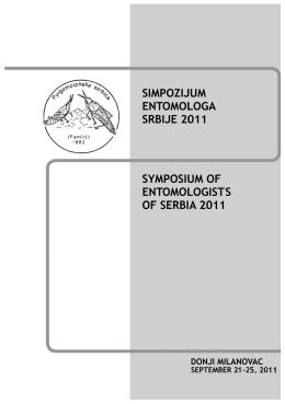 Zbornik plenarnih referata i rezimea sa SES 2011