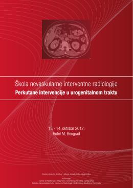 Škola nevaskularne interventne radiologije