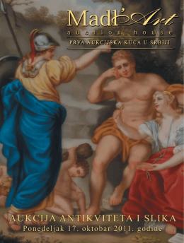 24. Aukcija antikviteta i slika