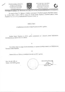 """""""SluZbeni glasnik Republike Srpske"""" br. 101/04"""