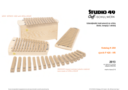 2013 STUDIO 49 Catalogue_Orff_Croatia_P_420_HR fixiert