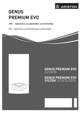 GENUS PREMIUM EVO - THERMO DRAGONS Doo