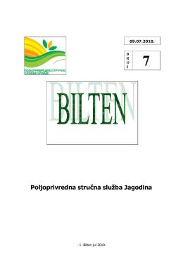 Poljoprivredna stručna služba Jagodina 7