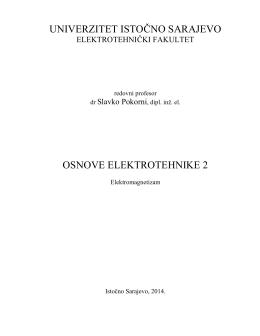 r - Elektrotehnički fakultet Istočno Sarajevo