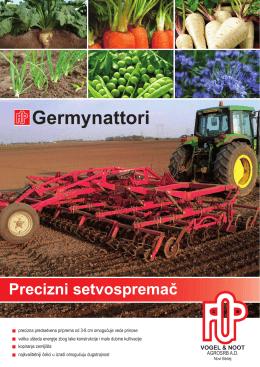Brošura Germinatori - vn