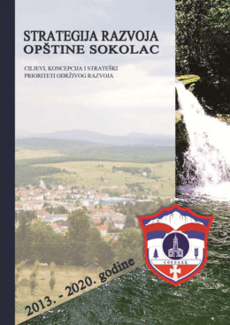 Strategija razvoja opštine Sokolac 2013-2020