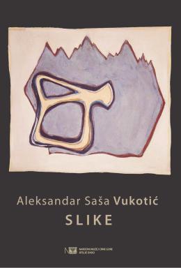 Aleksandar Vukotić katalog pdf