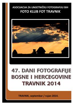 Katalog 47 dani fotografije