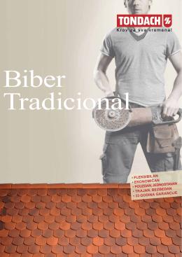 tondach biber tradicional plus