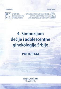 preliminarni program