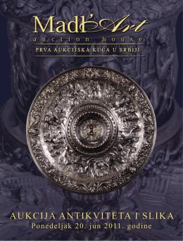 23. Aukcija antikviteta i slika