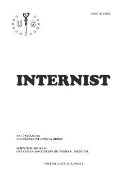Internist 2 2010.cdr - Udruženje Internista Srbije