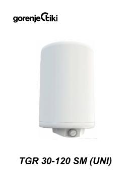 Navodila - TGR_smart - 390735_08_2012
