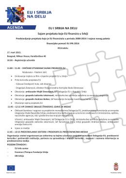 prilogu - Delegacija Evropske Unije u Republici Srbiji