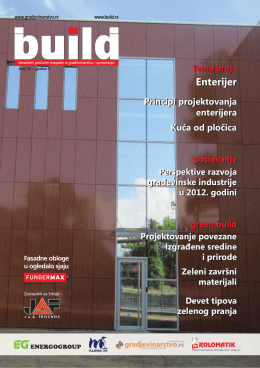 BUILD No.19 - BUILD magazin