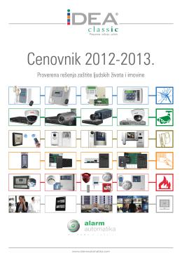 Cenovnik 2012-2013.