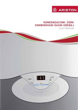 Ariston Class Premium (kombinovani kondenzacioni kotlovi)