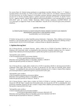1. Opština Herceg Novi 1
