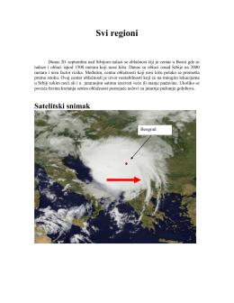 Svi regioni - Međuokružni savez Srbije