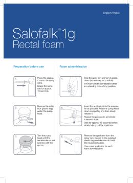 Salofalk®1g - mucosalimmunology.ch
