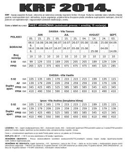 Cenovnik u pdf formatu (prilagođen za štampu)