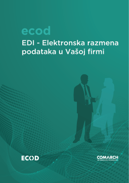 ECOD EDI - Elektronska razmena podataka u firmi