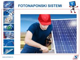 2. Fotonaponski sistemi