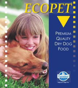 Ecopet brošura