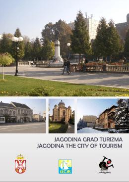 Jagodina grad turizma - Centar za samostalni Život osoba sa
