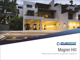 Mogren Hill - Atlas Group