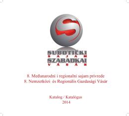 2014 katalog web - Subotica Sajam 2015