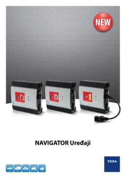 NAVIGATOR Uređaji - dijagnostika