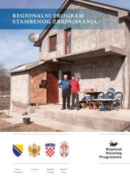 Regionalni program za stambeno zbrinjavanje
