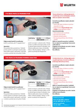 Informacije o proizvodu