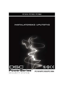 PC1616 v4.5 - uputstvo (srpski)