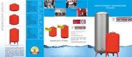 Katalog hidroforskih i ekspanzionih posuda NEW OKT