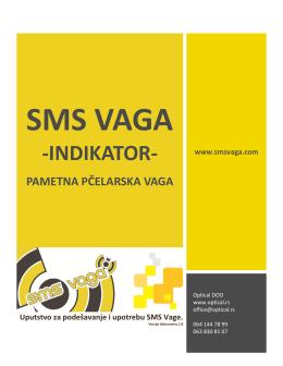 SMS VAGA - Gradkrusevac.com