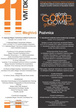 GÖMB - Vajdasági Magyar Felsőoktatási Kollégium