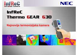 Preuzmite prezentaciju Nec Thermo GEAR G30 Fajl je