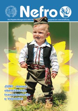 Nefro 30.pdf - Savez bubrežnih invalida Vojvodine
