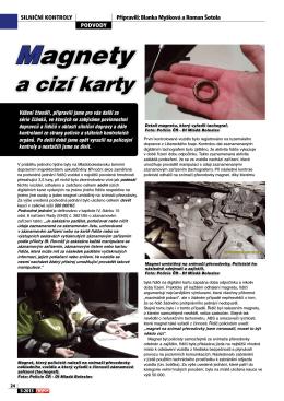 Magnety - CDVZ.cz