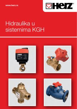 Hidraulika u sistemima KGH