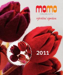 Momo Výroční zpráva 2011