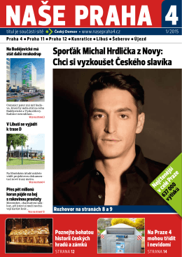 Sporťák Michal Hrdlička z Novy: Chci si vyzkoušet