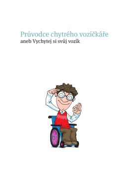 Průvodce chytrého vozíčkáře