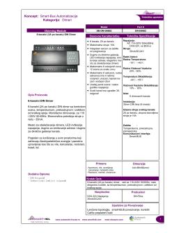 Tehničko uputstvo (pdf)