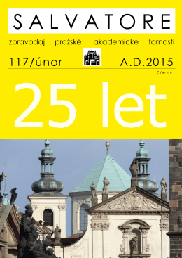 117 - Akademická farnost Praha