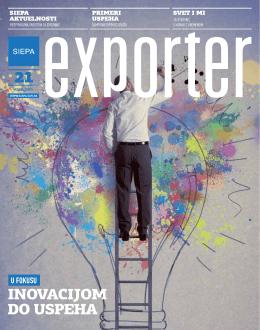 Exporter 21 - April 2013