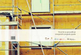 Prirucnik za sprovodjenje energetskih pregleda zgrada